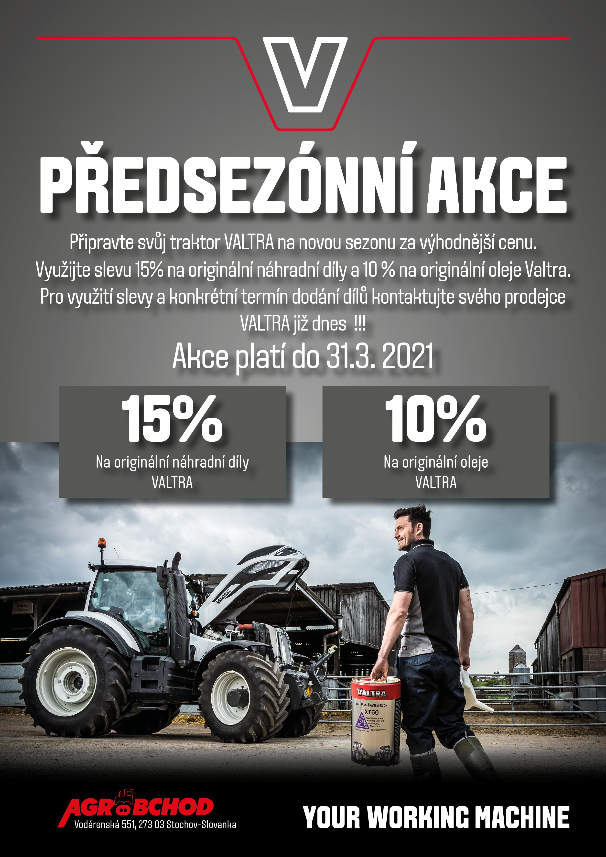 Kampaň - Servis - Agroobchod